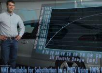 captura do vídeo sobre baterias em carros