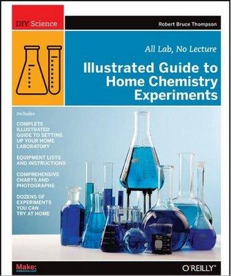 Realizando experimentos em casa