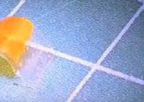 movimento induzido em polímero