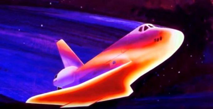 imagem térmica simulada
