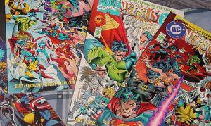 comics revistas quadrinhos Flickr Amos Moses Griffin cc