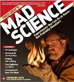 mad science capa livro