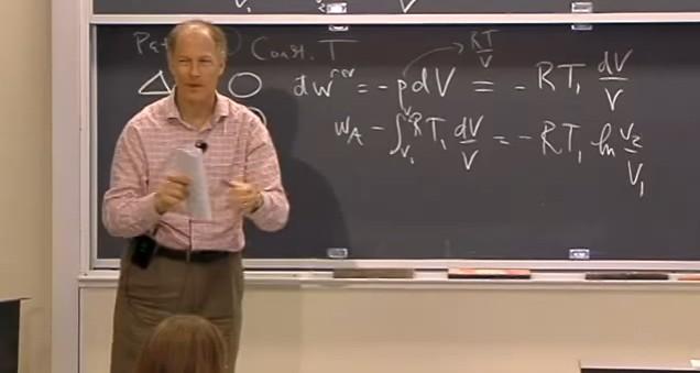 explicação em quadro negro (MIT)