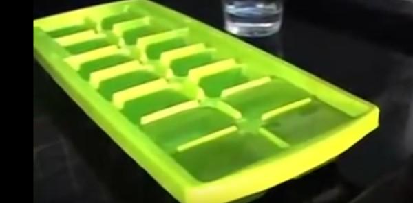 forma de gelo
