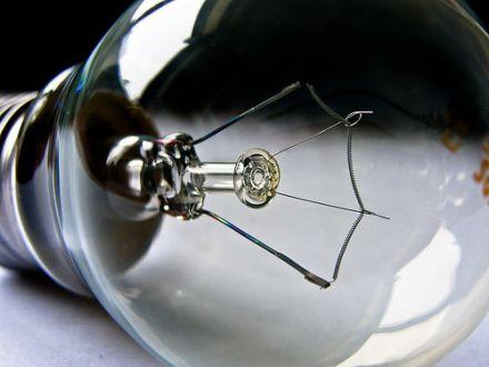 lampada bulbo foto