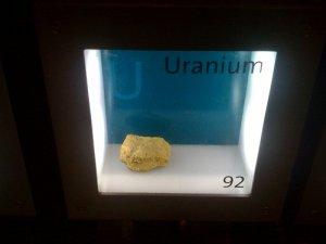 uranio foto elemento