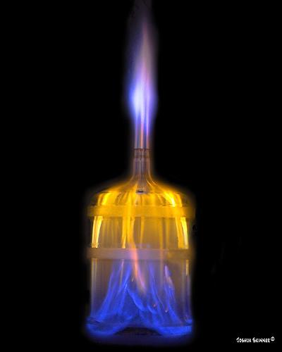 fogo garrafao
