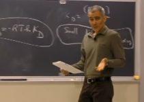 Design de medicamentos – aula no MIT