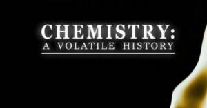 titulo da série Química uma história volátil