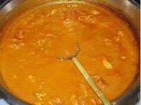 A química no Curry