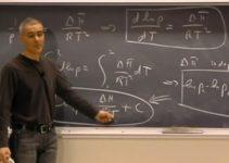 Equação de Clausius-Clapeyron – Aula no MIT