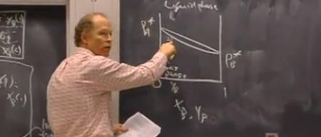 professor explicando no quadro