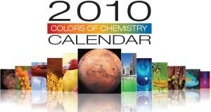 calendário da química 2010
