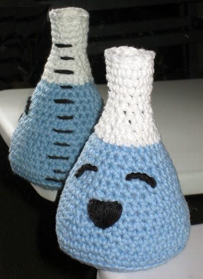 artesanato para a química