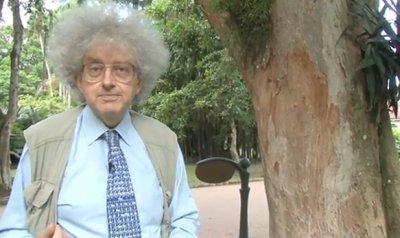 Martyn Polyakoff no Jardim Botânico