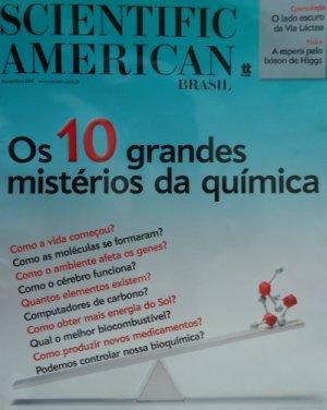 Nas bancas: Os 10 grandes mistérios da química