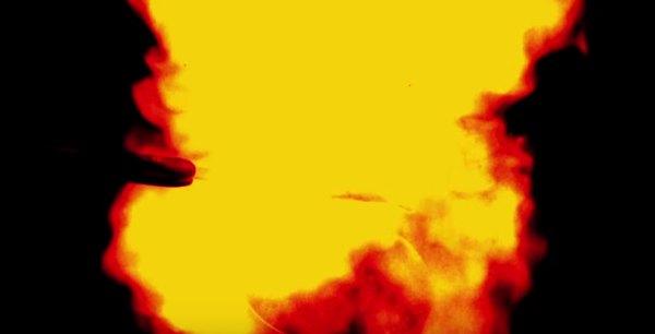chama da explosão de metano e oxigênio