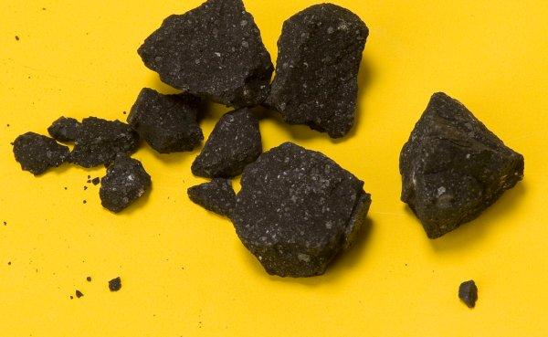 Moléculas essenciais para a vida em meteoritos