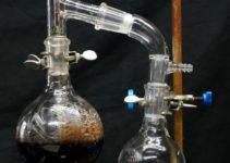 Limpeza de fenol contaminado