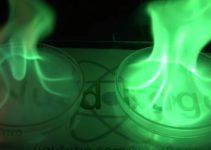 experimento de simulação do fogovivo