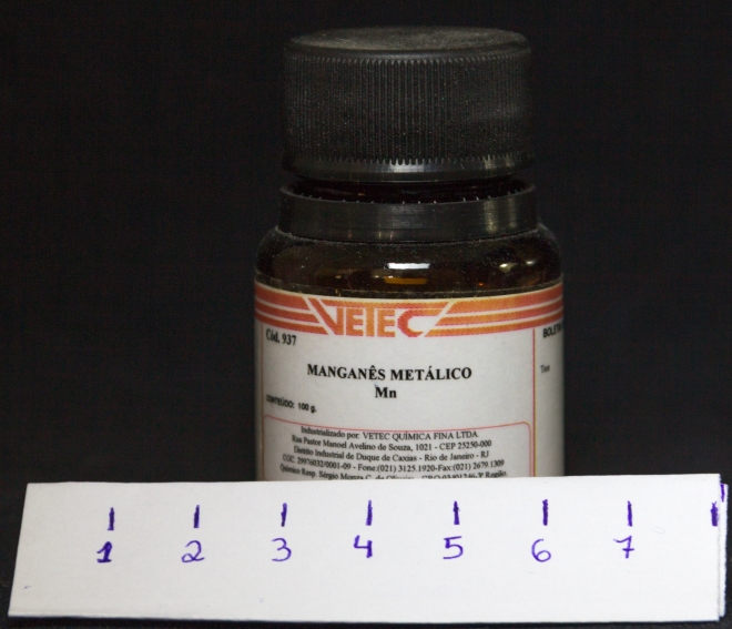 reagente manganês