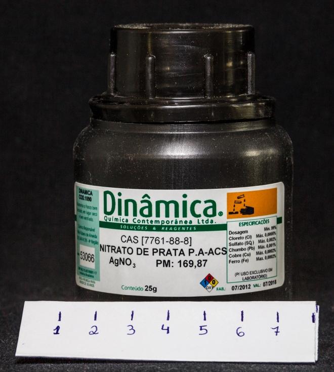 reagente puro para laboratório