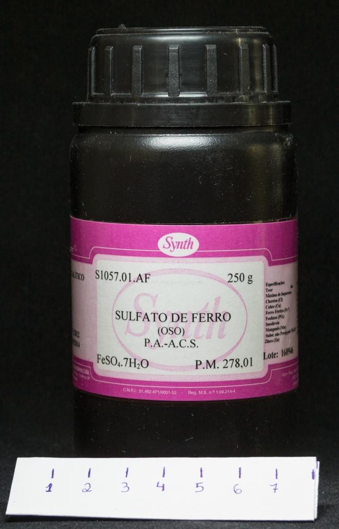 reagente sulfato