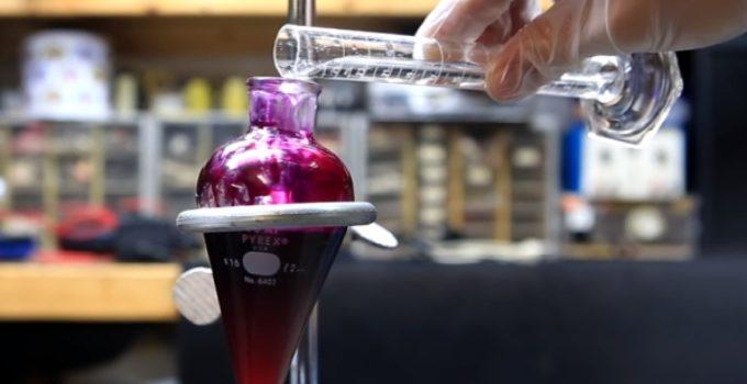 método de síntese da fenolftaleína
