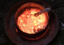 reação química de óxido de cromo com alumínio